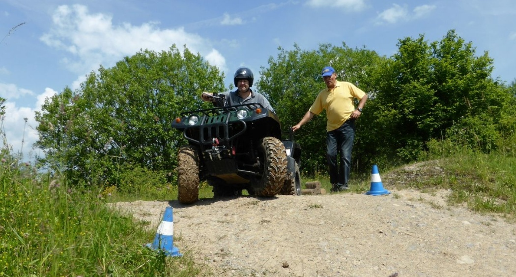 ATV gegen Burn-out